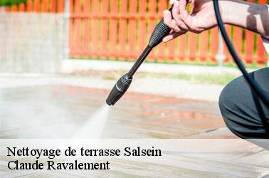 Faire un demoussage de dallage avec les pros de Claude Ravalement